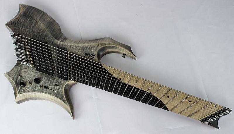 shen negrini guitars. Black Bedroom Furniture Sets. Home Design Ideas