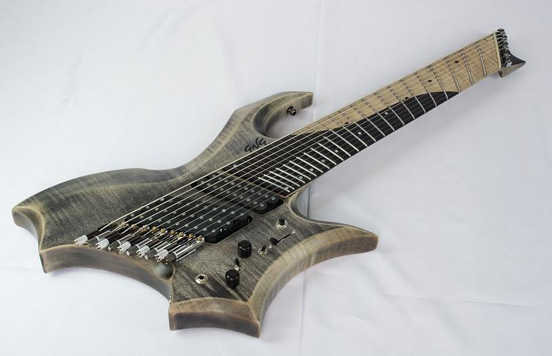 Shen Negrini Guitars